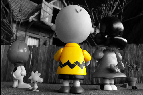 Why I totally cried at The Peanuts Movie